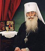 Патриаршее поздравление митрополиту Санкт-Петербургскому Владимиру с юбилеем архиерейской хиротонии